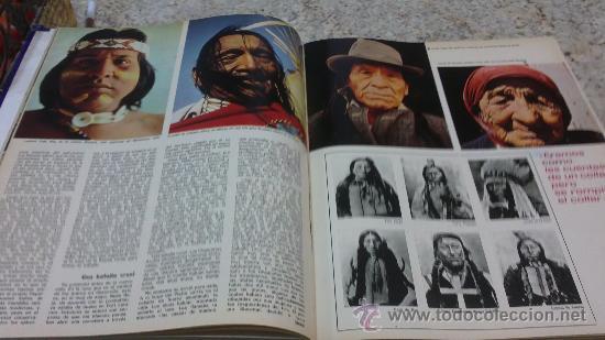Coleccionismo de Revista Gaceta Ilustrada: MAGNIFICO,LOTE:Revista GACETA ILUSTRADA nº 860-AL-872-(1-4/24-6-1973)ENCUADERNADO-VER FOTOS - Foto 4 - 33109684