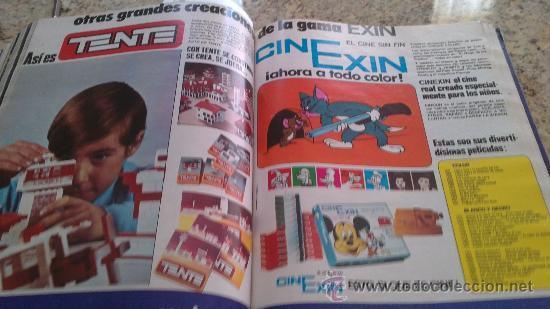 Coleccionismo de Revista Gaceta Ilustrada: MAGNIFICO,LOTE:Revista GACETA ILUSTRADA nº 887-AL-899-(1-10/30-12-1973)ENCUADERNADO-VER FOTOS - - Foto 5 - 33109935