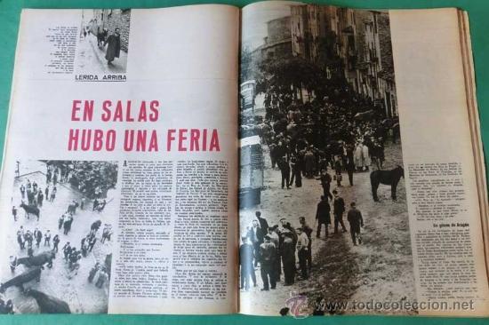 Coleccionismo de Revista Gaceta Ilustrada: GACETA ILUSTRADA nº 428/1964 Extra Navidad 220 pag ~LINDA BAKER~RITA PAVONE~LLEIDA~MATA HARI - Foto 3 - 33612460