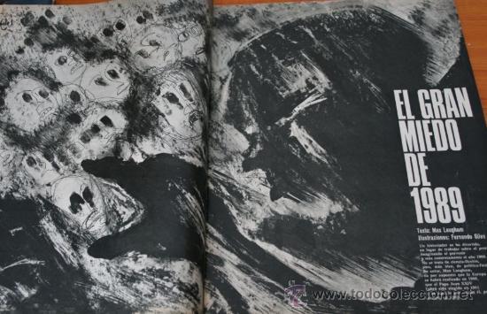 Coleccionismo de Revista Gaceta Ilustrada: GACETA ILUSTRADA 867 1973 - ULTIMO CAPITULO DE MUERTE EN LA TARDE, LUNAR ORBITER, CORAZON PARADO - Foto 3 - 37653482