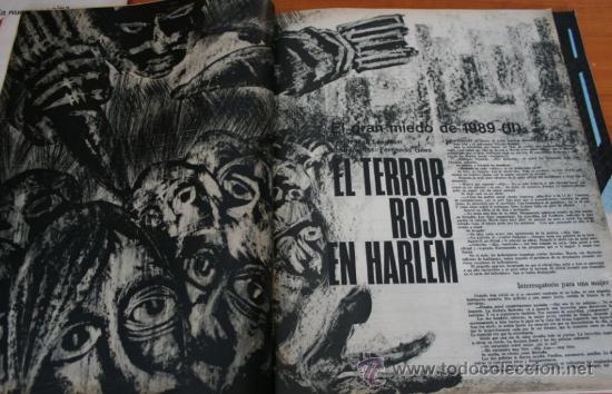 Coleccionismo de Revista Gaceta Ilustrada: GACETA ILUSTRADA 518 1966 - TRUMAN CAPOTE, VIETNAM, EL CORAZON ARTIFICIAL EN EL BANCO DE PRUEBAS - Foto 2 - 37653841