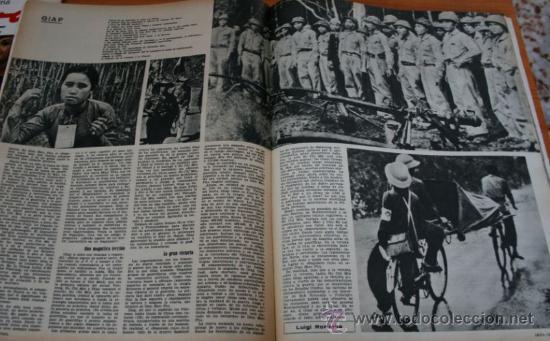 Coleccionismo de Revista Gaceta Ilustrada: GACETA ILUSTRADA 518 1966 - TRUMAN CAPOTE, VIETNAM, EL CORAZON ARTIFICIAL EN EL BANCO DE PRUEBAS - Foto 3 - 37653841