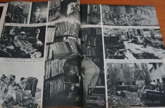Coleccionismo de Revista Gaceta Ilustrada: GACETA ILUSTRADA 528 1966 - JOSE ANTONIO PRIMO DE RIVERA, ITALIA INUNDADA, VIETNAM, ROBERT KENNEDY - Foto 3 - 37656528