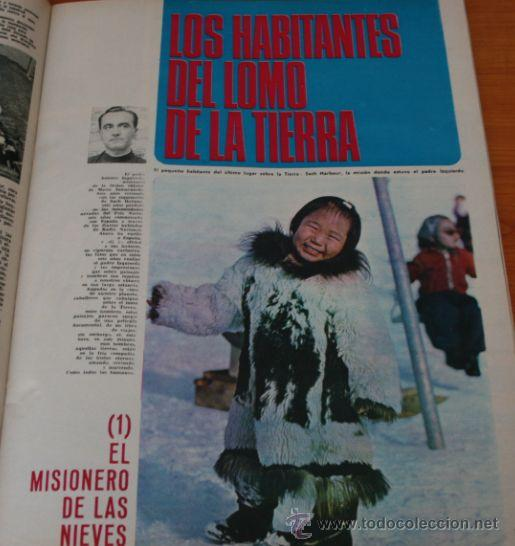Coleccionismo de Revista Gaceta Ilustrada: GACETA ILUSTRADA 528 1966 - JOSE ANTONIO PRIMO DE RIVERA, ITALIA INUNDADA, VIETNAM, ROBERT KENNEDY - Foto 6 - 37656528