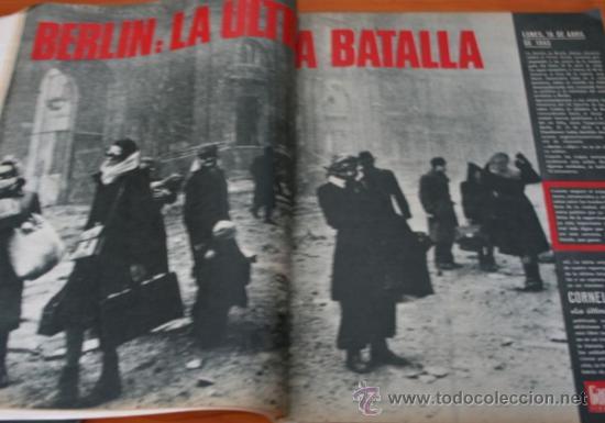 Coleccionismo de Revista Gaceta Ilustrada: GACETA ILUSTRADA 531 1966 - ESPAÑA A LAS URNAS, ADOPCIONES EN ESPAÑA, BERLIN LA ULTIMA BATALLA - Foto 2 - 37712269