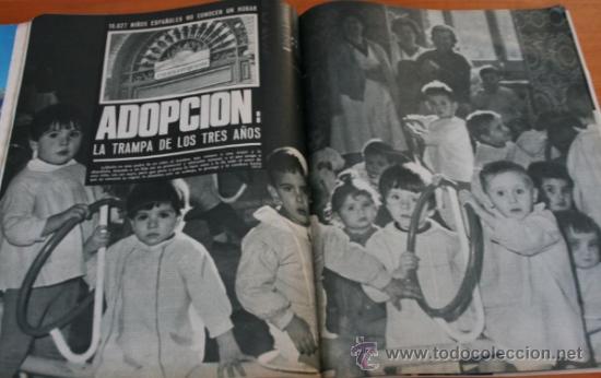 Coleccionismo de Revista Gaceta Ilustrada: GACETA ILUSTRADA 531 1966 - ESPAÑA A LAS URNAS, ADOPCIONES EN ESPAÑA, BERLIN LA ULTIMA BATALLA - Foto 3 - 37712269