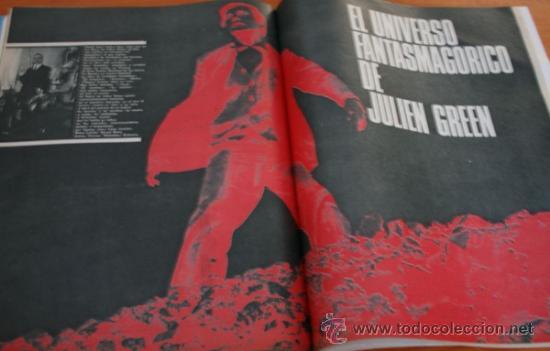 Coleccionismo de Revista Gaceta Ilustrada: GACETA ILUSTRADA 531 1966 - ESPAÑA A LAS URNAS, ADOPCIONES EN ESPAÑA, BERLIN LA ULTIMA BATALLA - Foto 5 - 37712269