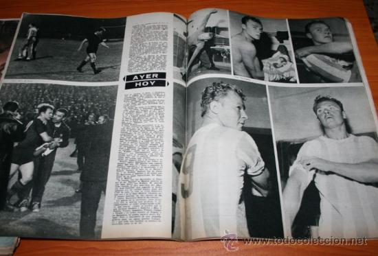 Coleccionismo de Revista Gaceta Ilustrada: GACETA ILUSTRADA 362 1963 - CONCORDE, KUBALA, HUMLIKON, PONTEVEDRA, EL TESORO DE ROMMEL, PEARL BUCK - Foto 4 - 37711551