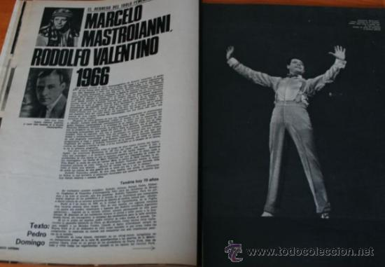 Coleccionismo de Revista Gaceta Ilustrada: GACETA ILUSTRADA 487 1966 AVION FANTASMA TRIPULADO POR UN MUERTO URSS GUERRA SOFIA LOREN EMBARAZADA - Foto 5 - 37725635