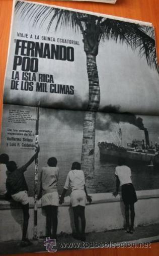Coleccionismo de Revista Gaceta Ilustrada: GACETA ILUSTRADA 487 1966 AVION FANTASMA TRIPULADO POR UN MUERTO URSS GUERRA SOFIA LOREN EMBARAZADA - Foto 7 - 37725635