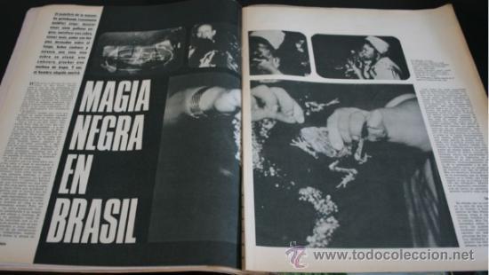 Coleccionismo de Revista Gaceta Ilustrada: GACETA ILUSTRADA 751 1971, EL CORDOBES, TUMBA SOLDADO ANTONIO MANCEBO EN RIGA, MARTIN PERARNAU - Foto 5 - 37760993