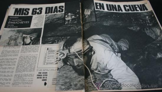 Coleccionismo de Revista Gaceta Ilustrada: GACETA ILUSTRADA 751 1971, EL CORDOBES, TUMBA SOLDADO ANTONIO MANCEBO EN RIGA, MARTIN PERARNAU - Foto 8 - 37760993