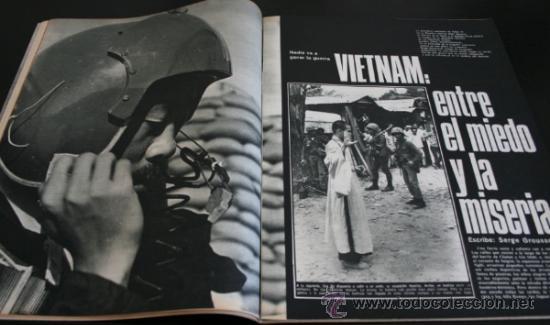 Coleccionismo de Revista Gaceta Ilustrada: GACETA ILUSTRADA 521 1966, UNA CONSPIRACION MATO A KENNEDY, LOS PLANES RUSOS PARA CONQUISTAR LA LUNA - Foto 7 - 37763229