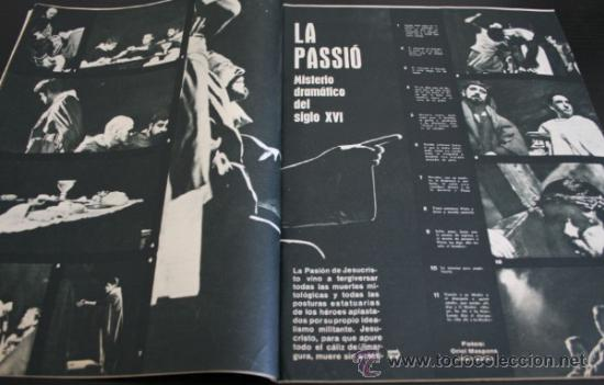 Coleccionismo de Revista Gaceta Ilustrada: GACETA ILUSTRADA 289 13 JULIO 1962, LOLA FLORES, NATI MISTRAL, EICHMANN, TITANIC, PUEBLO TURRIENTES - Foto 8 - 37763442