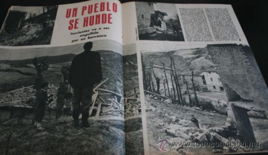 Coleccionismo de Revista Gaceta Ilustrada: GACETA ILUSTRADA 289 13 JULIO 1962, LOLA FLORES, NATI MISTRAL, EICHMANN, TITANIC, PUEBLO TURRIENTES - Foto 4 - 37763442