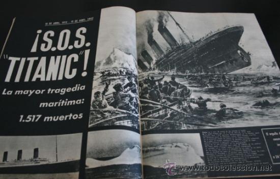 Coleccionismo de Revista Gaceta Ilustrada: GACETA ILUSTRADA 289 13 JULIO 1962, LOLA FLORES, NATI MISTRAL, EICHMANN, TITANIC, PUEBLO TURRIENTES - Foto 5 - 37763442