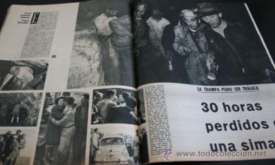 Coleccionismo de Revista Gaceta Ilustrada: GACETA ILUSTRADA 289 13 JULIO 1962, LOLA FLORES, NATI MISTRAL, EICHMANN, TITANIC, PUEBLO TURRIENTES - Foto 6 - 37763442