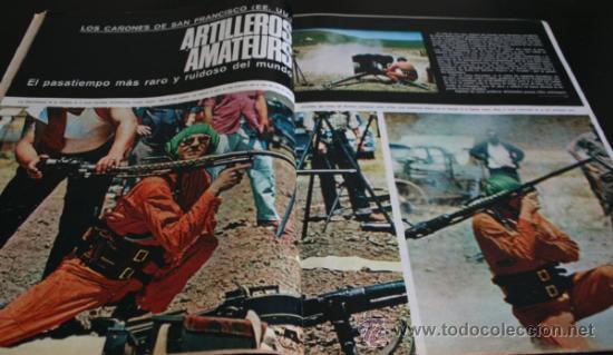 Coleccionismo de Revista Gaceta Ilustrada: GACETA ILUSTRADA 486 1966, NIÑOS MUERTOS ENVENENADOS N CARRIL DE LA FAROLA MURCIA, EXCLUSIVA VIETNAM - Foto 8 - 37772905