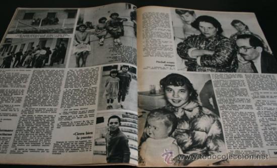Coleccionismo de Revista Gaceta Ilustrada: GACETA ILUSTRADA 486 1966, NIÑOS MUERTOS ENVENENADOS N CARRIL DE LA FAROLA MURCIA, EXCLUSIVA VIETNAM - Foto 4 - 37772905