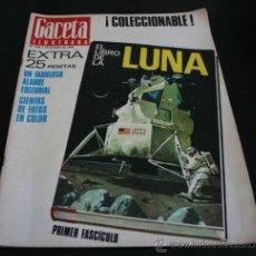Coleccionismo de Revista Gaceta Ilustrada: GACETA ILUSTRADA 666 13 JULIO 1969, EXTRA EL LIBRO DE LA LUNA, GITANOS, BARBRA STREISAND. Lote 37760210