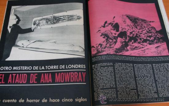 Coleccionismo de Revista Gaceta Ilustrada: GACETA ILUSTRADA 397 1964, MICHAEL Y GERALDINE CHAPLIN, EL TAUD DE ANA MOWBRAY, MARIA CUADRA - Foto 5 - 37795613