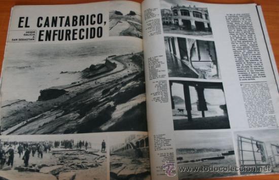 Coleccionismo de Revista Gaceta Ilustrada: GACETA ILUSTRADA 397 1964, MICHAEL Y GERALDINE CHAPLIN, EL TAUD DE ANA MOWBRAY, MARIA CUADRA - Foto 7 - 37795613