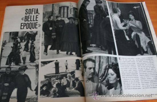 Coleccionismo de Revista Gaceta Ilustrada: GACETA ILUSTRADA 436 1965, JUICIO AUSCHWIZ, DACHAU, ZURBARAN, INTER DE MILAN, SOFIA LOREN - Foto 6 - 37795762