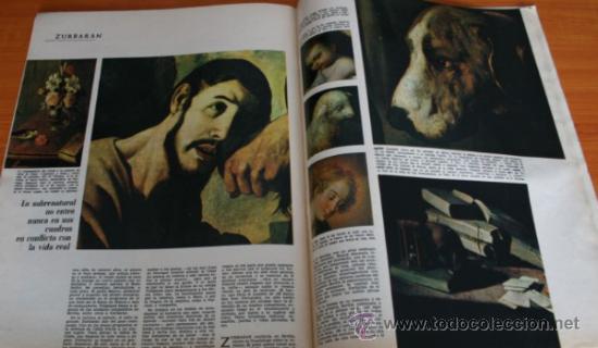 Coleccionismo de Revista Gaceta Ilustrada: GACETA ILUSTRADA 436 1965, JUICIO AUSCHWIZ, DACHAU, ZURBARAN, INTER DE MILAN, SOFIA LOREN - Foto 8 - 37795762