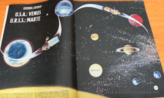 Coleccionismo de Revista Gaceta Ilustrada: GACETA ILUSTRADA 323 1962, MARINER II, LIZ TAILOR, TORERO LUIS MIGUEL, FUNERAL GUILLERMINA D HOLANDA - Foto 2 - 37798470