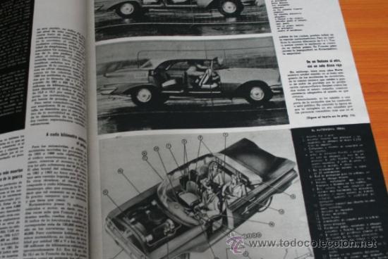 Coleccionismo de Revista Gaceta Ilustrada: GACETA ILUSTRADA 323 1962, MARINER II, LIZ TAILOR, TORERO LUIS MIGUEL, FUNERAL GUILLERMINA D HOLANDA - Foto 3 - 37798470