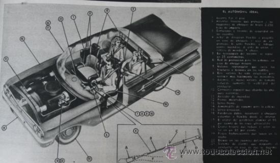 Coleccionismo de Revista Gaceta Ilustrada: GACETA ILUSTRADA 323 1962, MARINER II, LIZ TAILOR, TORERO LUIS MIGUEL, FUNERAL GUILLERMINA D HOLANDA - Foto 4 - 37798470