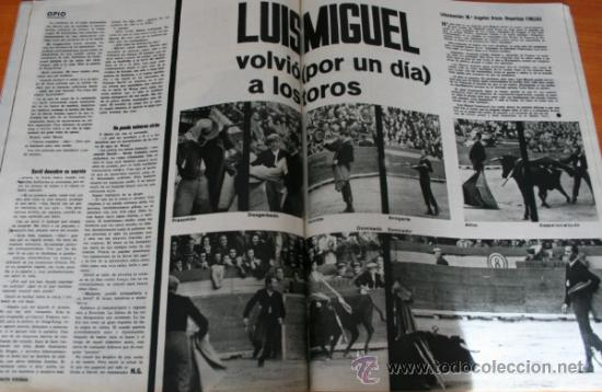 Coleccionismo de Revista Gaceta Ilustrada: GACETA ILUSTRADA 323 1962, MARINER II, LIZ TAILOR, TORERO LUIS MIGUEL, FUNERAL GUILLERMINA D HOLANDA - Foto 5 - 37798470