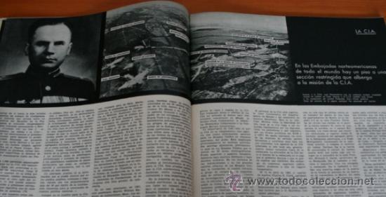 Coleccionismo de Revista Gaceta Ilustrada: GACETA ILUSTRADA 543 1967, LOS ESPAÑOLES EN PARO EN ALEMANIA, CIA, PETER SELLERS - Foto 6 - 37820954