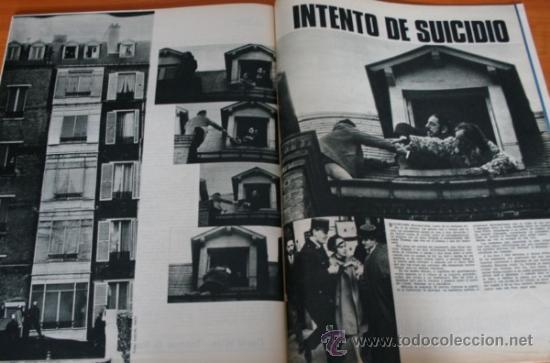 Coleccionismo de Revista Gaceta Ilustrada: GACETA ILUSTRADA 543 1967, LOS ESPAÑOLES EN PARO EN ALEMANIA, CIA, PETER SELLERS - Foto 3 - 37820954