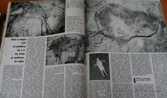 Coleccionismo de Revista Gaceta Ilustrada: GACETA ILUSTRADA 530 1966, LANZADORES DE PIEDRAS, REFERENDUM, LIN PIAO, PICASSO, MISTERIOS DE MENTE - Foto 4 - 37863150