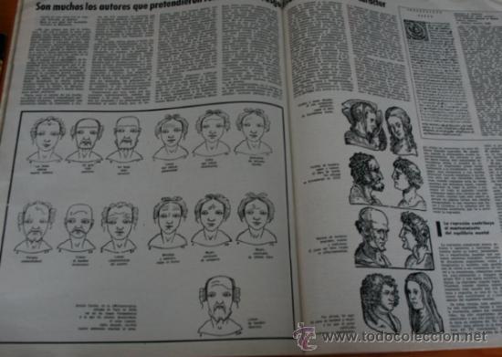 Coleccionismo de Revista Gaceta Ilustrada: GACETA ILUSTRADA 530 1966, LANZADORES DE PIEDRAS, REFERENDUM, LIN PIAO, PICASSO, MISTERIOS DE MENTE - Foto 6 - 37863150