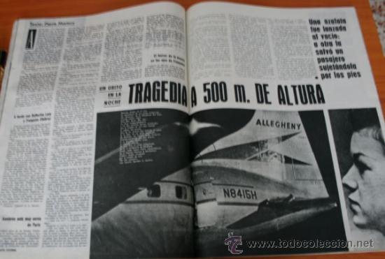 Coleccionismo de Revista Gaceta Ilustrada: GACETA ILUSTRADA 322 1962, TORERO EL CARACOL, GUANTES CORTADOS, WEST SIDE STORY EN MADRID - Foto 7 - 37863475