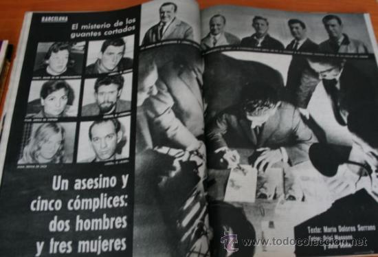 Coleccionismo de Revista Gaceta Ilustrada: GACETA ILUSTRADA 322 1962, TORERO EL CARACOL, GUANTES CORTADOS, WEST SIDE STORY EN MADRID - Foto 3 - 37863475