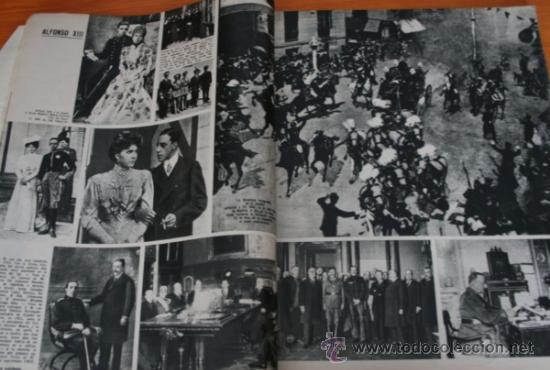 Coleccionismo de Revista Gaceta Ilustrada: GACETA ILUSTRADA 490 1966, ALFONSO XIII, MUERE PILOTO DEL DIABLO PAUL MANTZ, HABLA HIJO DE EICHMANN - Foto 3 - 37863852