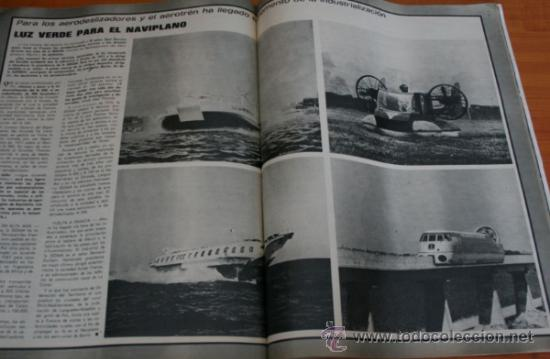 Coleccionismo de Revista Gaceta Ilustrada: REVISTA GACETA ILUSTRADA 901 1974 - CARLOS ARIAS, MADRID, BILBAO, SANTA TERESA DE JOURNET, NAVIPLANO - Foto 5 - 36863101
