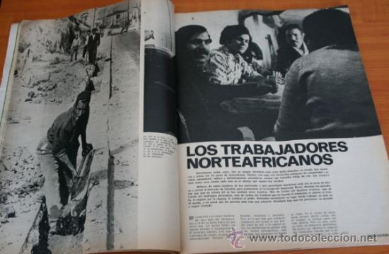 Coleccionismo de Revista Gaceta Ilustrada: REVISTA GACETA ILUSTRADA 901 1974 - CARLOS ARIAS, MADRID, BILBAO, SANTA TERESA DE JOURNET, NAVIPLANO - Foto 7 - 36863101