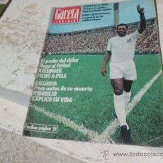 Coleccionismo de Revista Gaceta Ilustrada: REVISTA GACETA ILUSTRADA Nº 979 13 JULIO 1975 REV-59. Lote 38428015