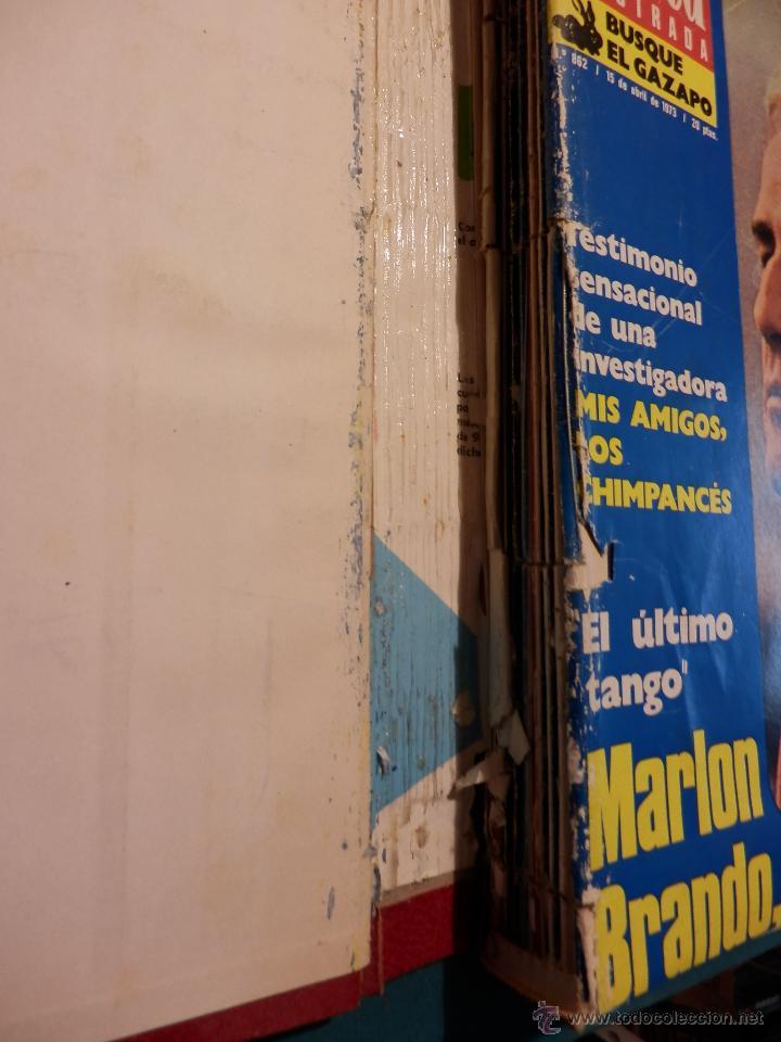 Coleccionismo de Revista Gaceta Ilustrada: GACETA ILUSTRADA -TOMO AÑO 1973 CON 8 REVISTAS-MARLON BRANDO-PICASSO-MASSIEL-MARI TRINI-LIZA MINELLI - Foto 10 - 46552209