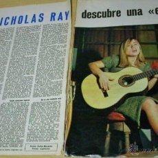 Collectionnisme de Magazine Gaceta Ilustrada: MARI TRINI ARTICULO RECORTE GACETA ILUSTRADA 6 FEBRERO 1965. Lote 46966929