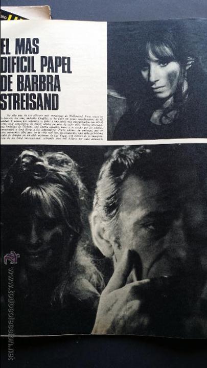 Coleccionismo de Revista Gaceta Ilustrada: Tres números extra de la Gaceta Ilustrada de 1969. 3 fascículos El libro de la luna . - Foto 5 - 50440603