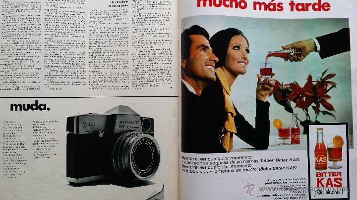 Coleccionismo de Revista Gaceta Ilustrada: Tres números extra de la Gaceta Ilustrada de 1969. 3 fascículos El libro de la luna . - Foto 7 - 50440603