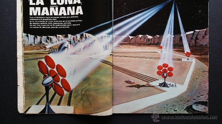 Coleccionismo de Revista Gaceta Ilustrada: Tres números extra de la Gaceta Ilustrada de 1969. 3 fascículos El libro de la luna . - Foto 16 - 50440603