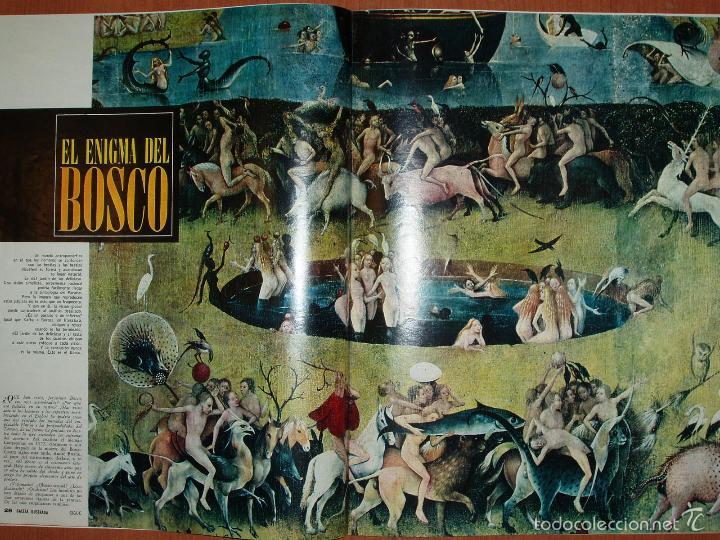Coleccionismo de Revista Gaceta Ilustrada: GACETA ILUSTRADA Nº 623, AÑO 1968. VEINTE MIL MUERTOS EN PERSIA, EL ENIGMA DEL BOSCO... - Foto 3 - 58155535