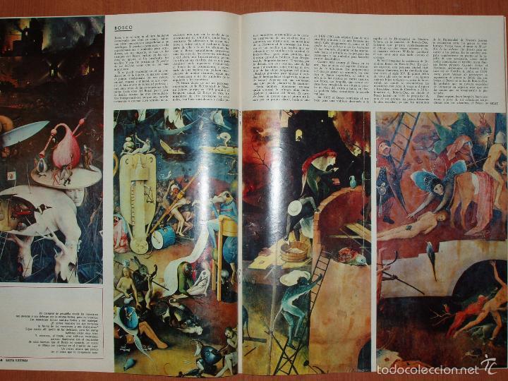 Coleccionismo de Revista Gaceta Ilustrada: GACETA ILUSTRADA Nº 623, AÑO 1968. VEINTE MIL MUERTOS EN PERSIA, EL ENIGMA DEL BOSCO... - Foto 4 - 58155535