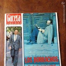 Coleccionismo de Revista Gaceta Ilustrada: GACETA ILUSTRADA 1056, 2 DE ENERO DE 1977. Lote 61477661